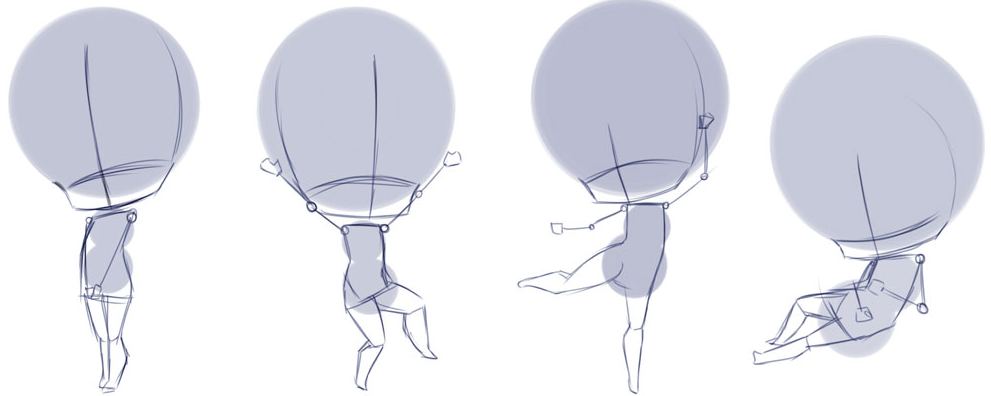 dibujar-poses-chibi-tutorial