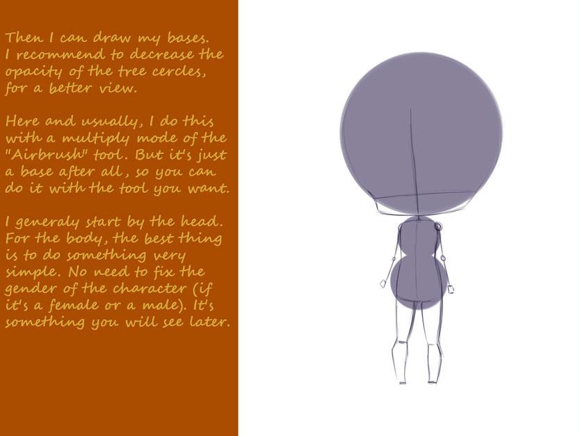 Tutorial para dibujar un personaje chibi (primera parte) - Xiibi.com