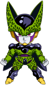 cell_perfecto_chibi_dragon_ball